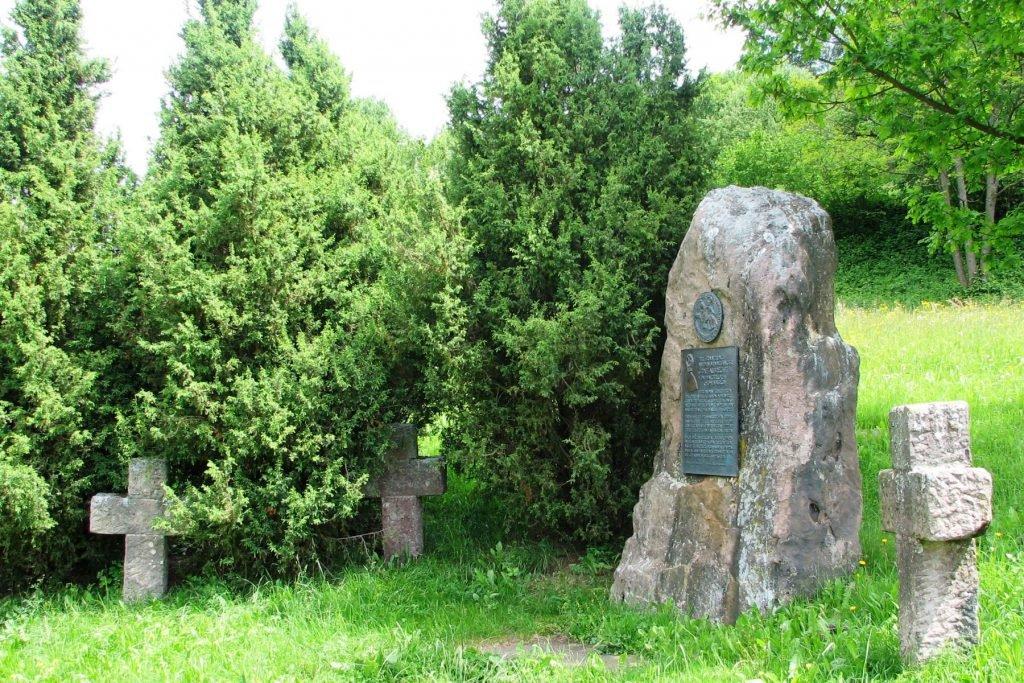 Minnesängerdenkmal