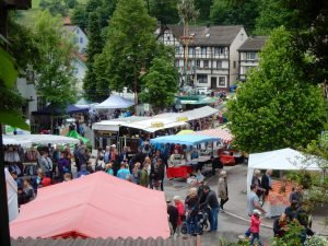 Pfingstmarkt in Leinstetten