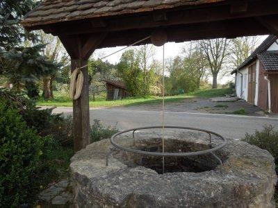 Brunnen auf dem Kaltenhof